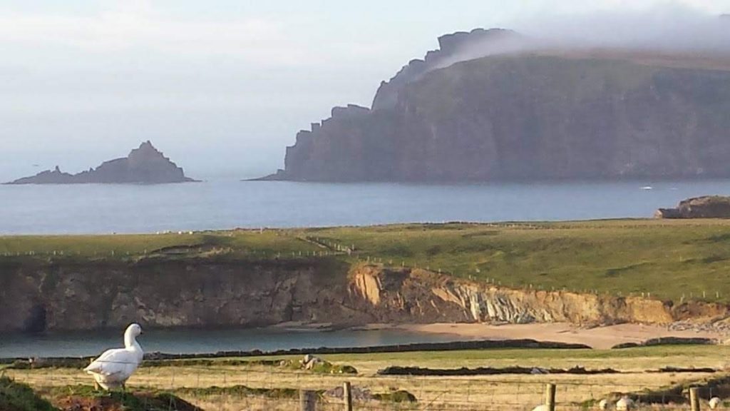 View of Sybil Head